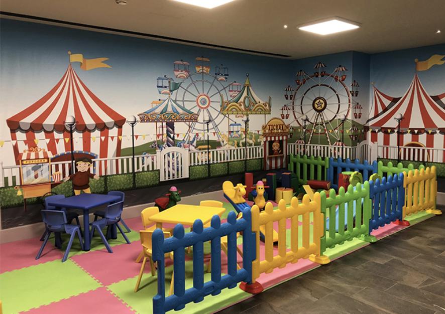 fun area for kids