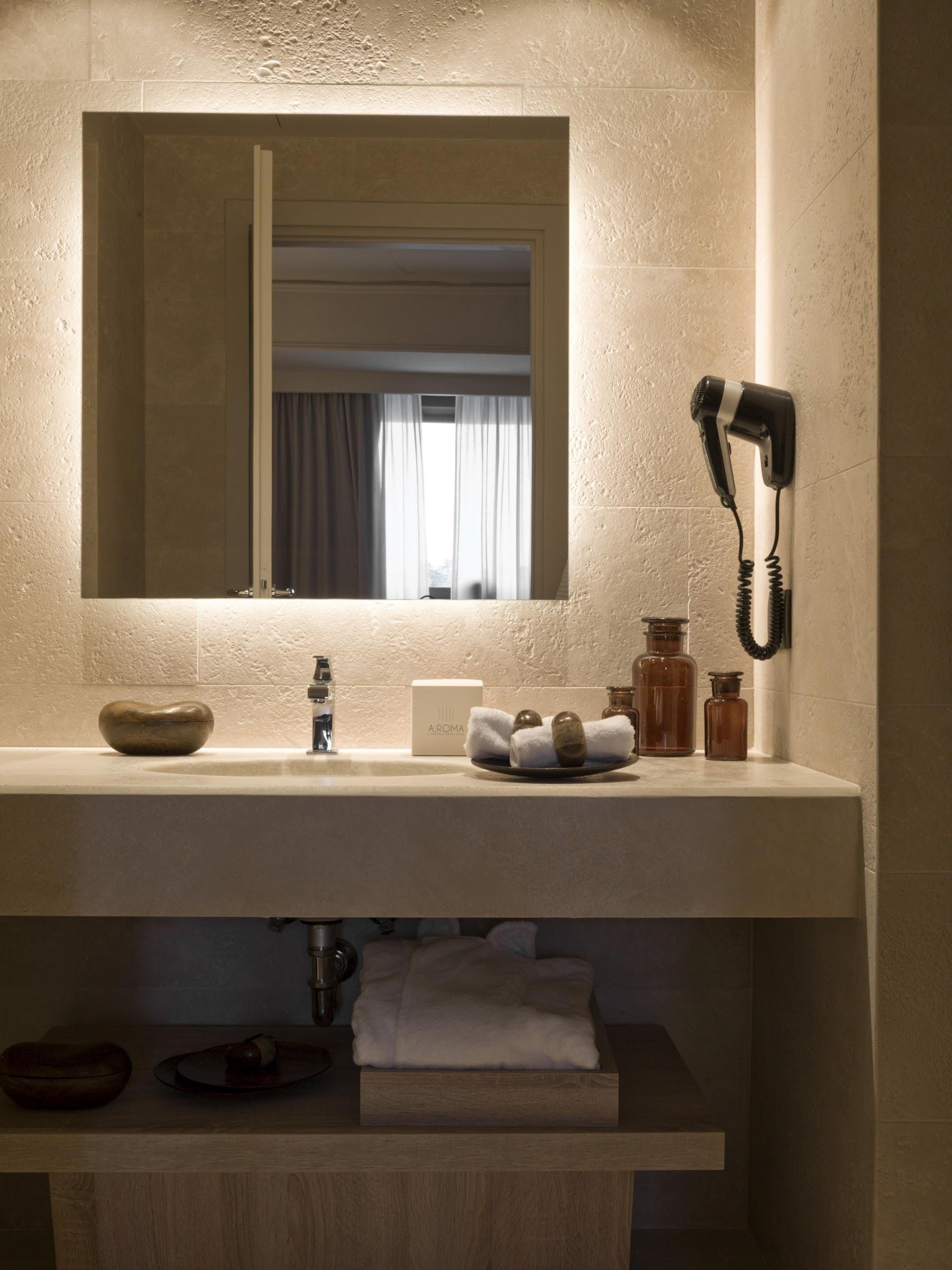 A.Roma Hotel room 23-2400