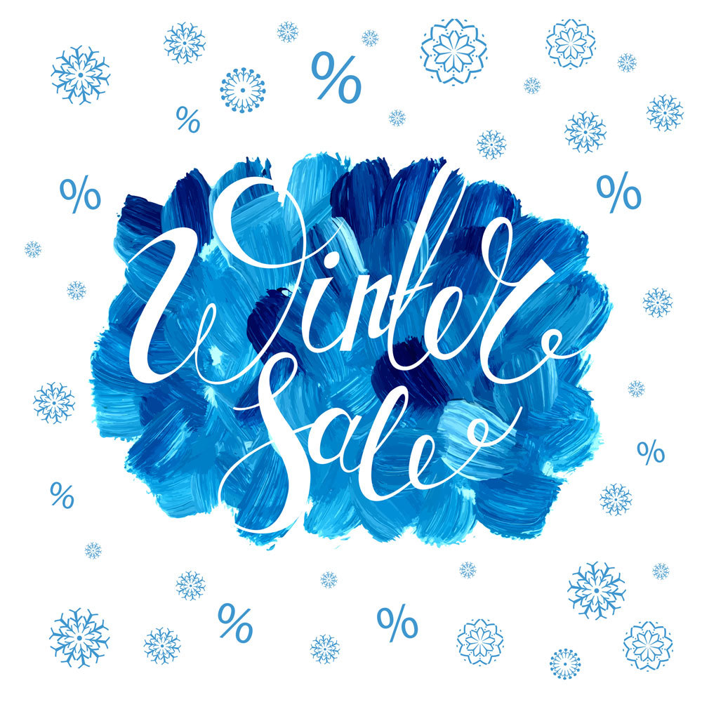 WINTER FREEZING SALE Only 7 Days of Awesome Offers!!