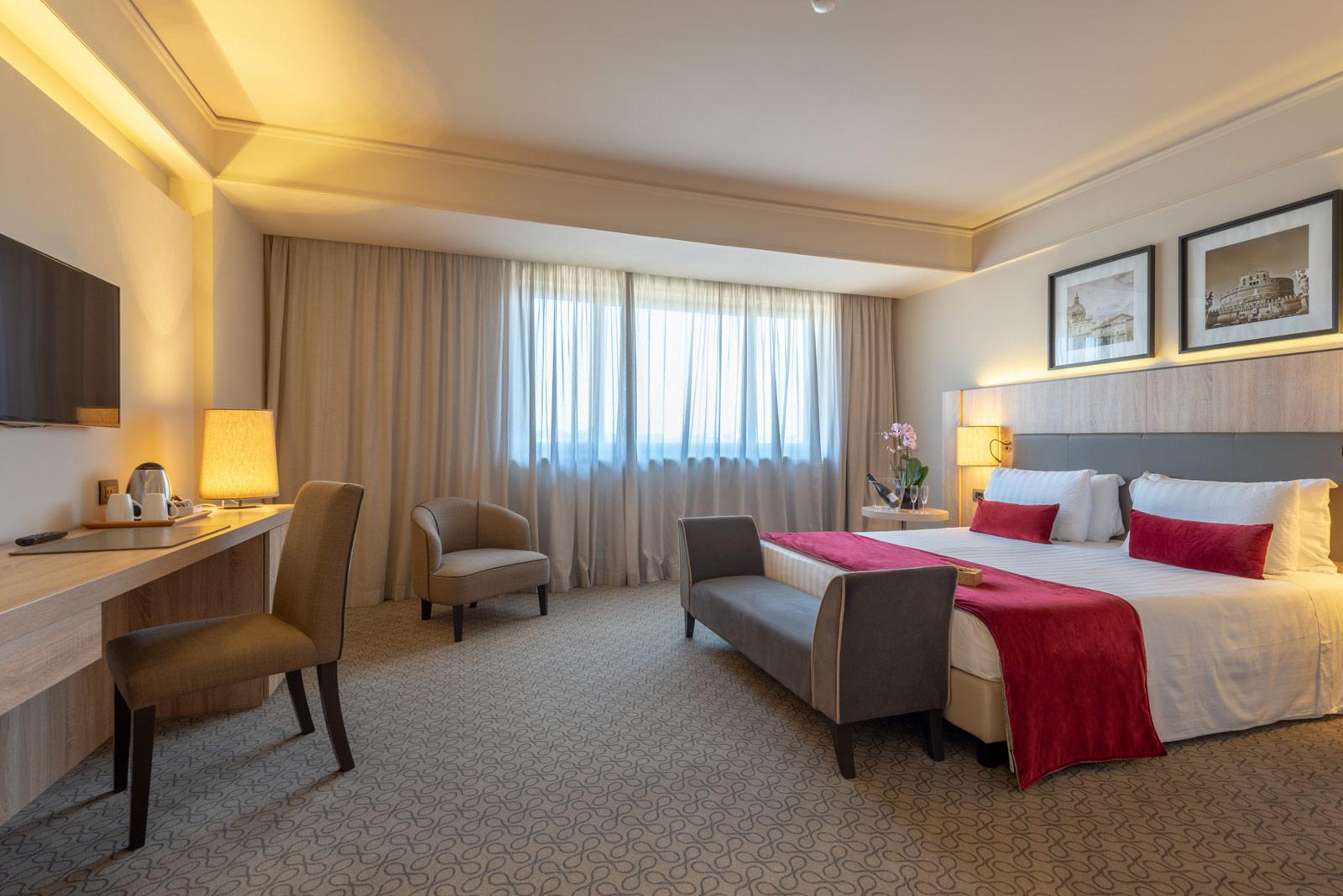 Hotel Executive Roma | Le nostre camere Executive | Hotel ...