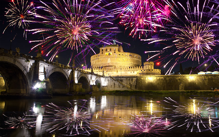 Treat Yourself to a Luxury New Year in the Eternal City