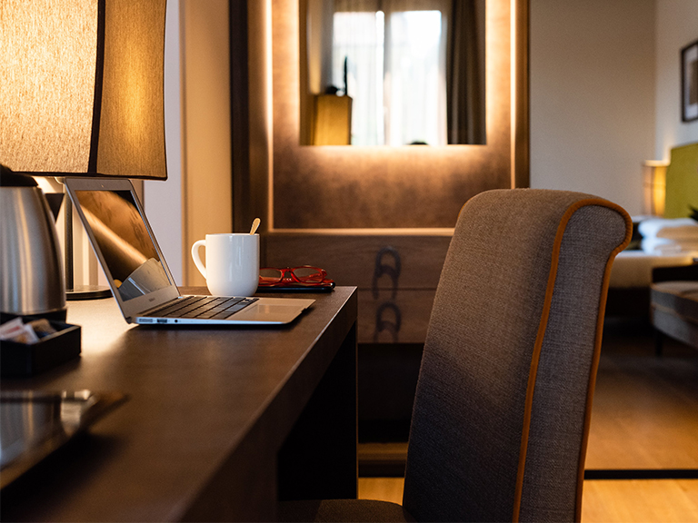 A.Roma Lifestyle Hotel - Your comfortable workstation at A.Roma