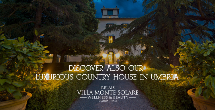 Villa Monte Solare - Luxurious Country House in Umbria