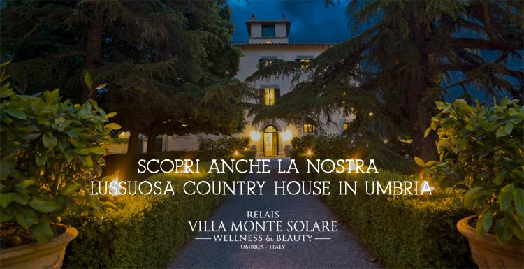 Villa Monte Solare - Lussuosa Country House in Umbria