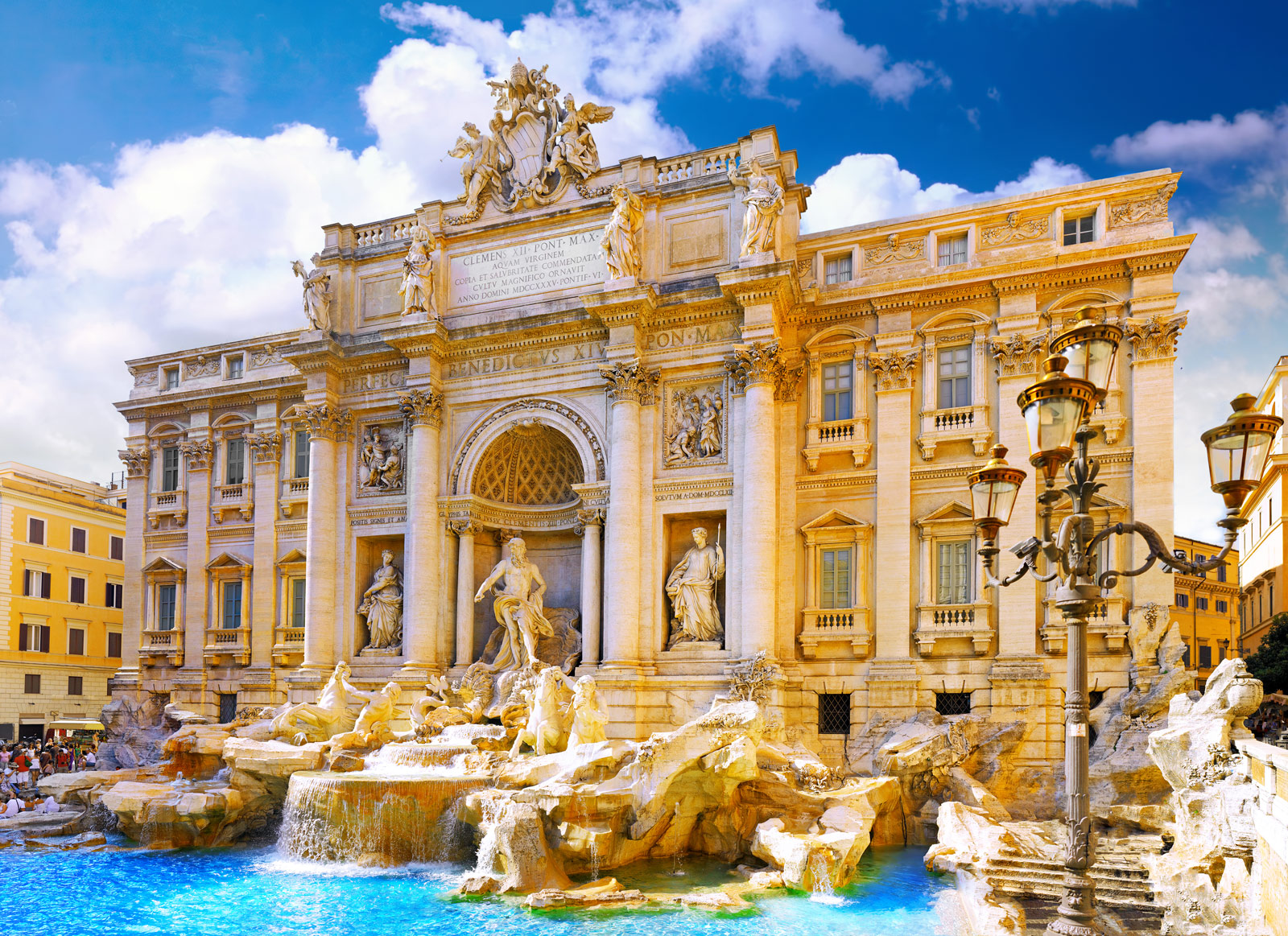 Best places to see and visit in rome and vatican in italy di trevi sciox Gallery